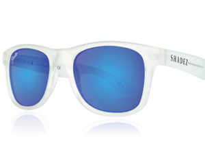 Transparent-Blue Polarised