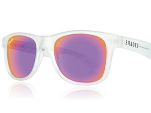 Transparent-Purple Polarised
