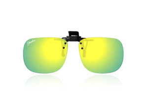 Polarised Clip-On Yellow