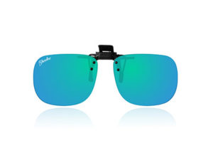 Polarised Clip-On Ocean